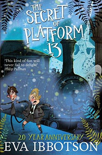 9781447265719: The Secret of Platform 13