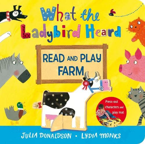 9781447266051: What the Ladybird Heard Read and Play Farm (Read & Play)