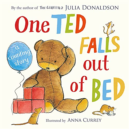 9781447266143: One Ted Falls Out of Bed: A Counting Story