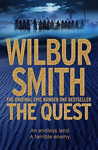 9781447267096: The Quest (The Egyptian Novels)