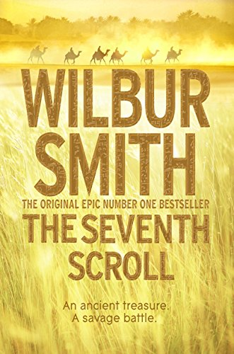 9781447267119: The Seventh Scroll (The Egyptian Novels)