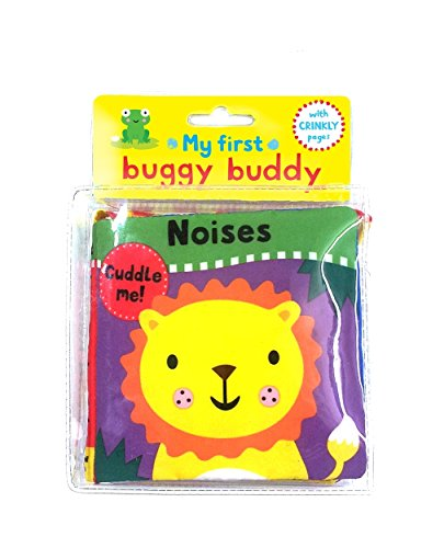 9781447267683: Noises: A Crinkly Cloth Book for Babies! (My First Buggy Buddy)