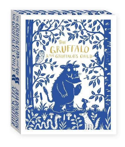 9781447270058: The Gruffalo and The Gruffalo's Child board book gift slipcase