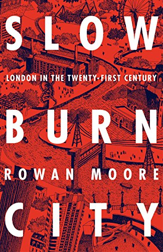 9781447270188: Slow Burn City: London in the Twenty-First Century