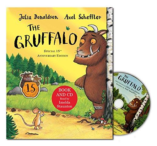 9781447270232: The Gruffalo 15th anniversary edition
