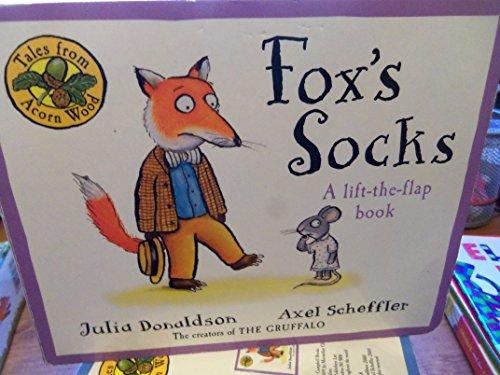 9781447270881: Tales from Acorn Wood: Fox's Socks