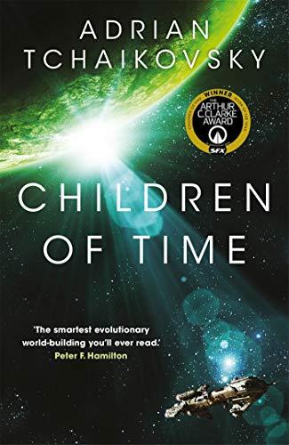 9781447273301: Children of Time: Winner of the 2016 Arthur C. Clarke Award [Lingua inglese]