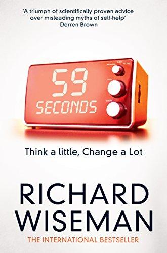 9781447273370: 59 Seconds: Think a Little, Change a Lot