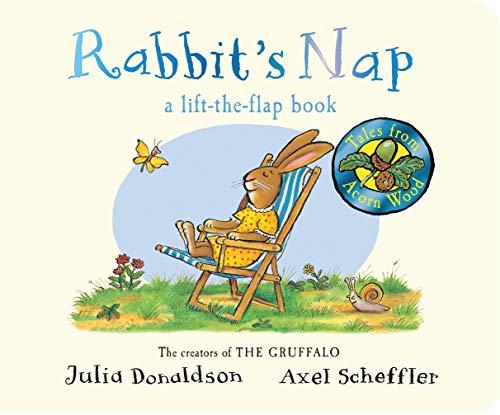 9781447273417: Rabbit's Nap (Tales From Acorn Wood)