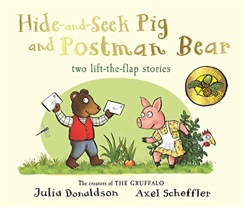 9781447273448: Donaldson, J: Tales From Acorn Wood: Hide-and-Seek Pig and P