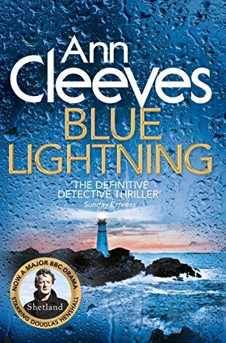 9781447274476: Blue Lightning (Shetland Quartet 4)