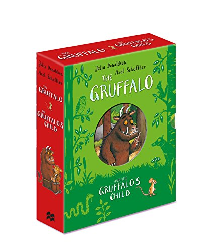 9781447274896: The Gruffalo and The Gruffalo's Child board book gift slipcase