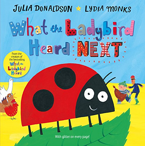 What the Ladybird Heard Next - Double Signed 1st edition UK HB