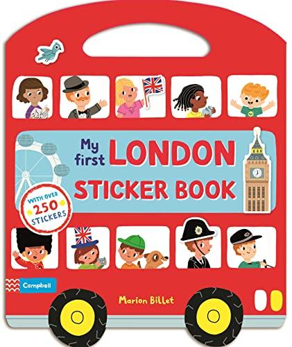 9781447276173: My First London Sticker Book