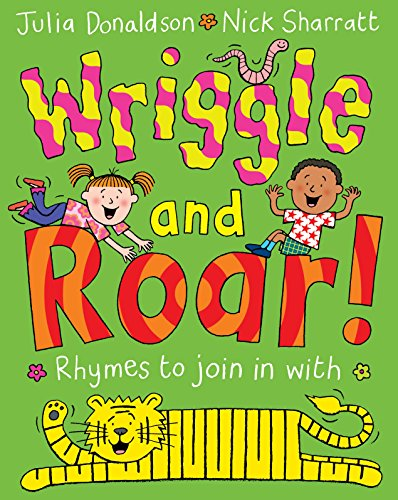 9781447276654: Wriggle and Roar