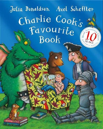 9781447276784: Charlie Cook's Favourite Book 10th Anniversary Edition
