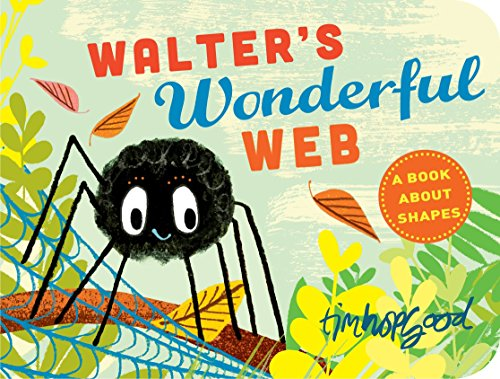 Walter's Wonderful Web (Board Books)