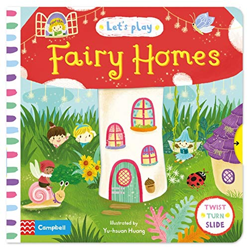 9781447277231: Fairy Homes (Let's Play)