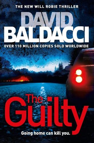 9781447277552: The Guilty (Will Robie series)