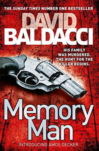 9781447277583: Memory Man (Amos Decker Series)