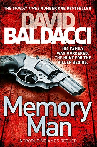 Memory Man (Decker and Lancaster): Baldacci, David