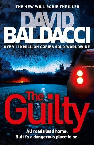 9781447277811: The Guilty (Will Robie series)