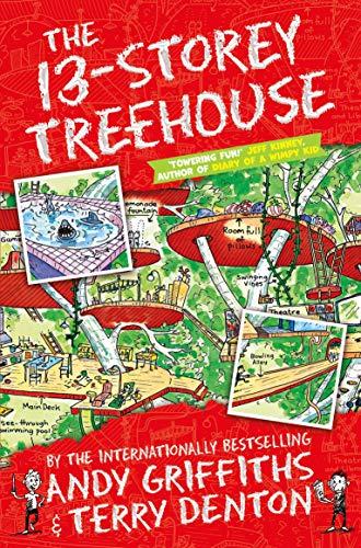 9781447279785: The 13-storey treehouse: 01