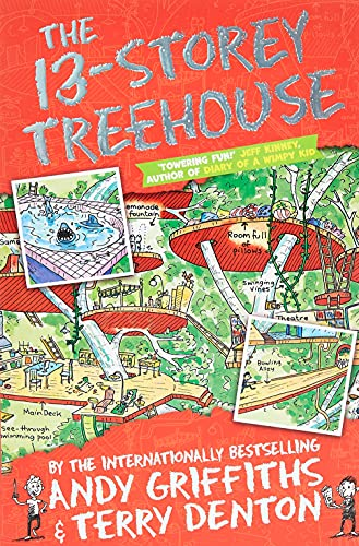 9781447279785: The 13-Storey Treehouse (The Treehouse Books) (The Treehouse Series)