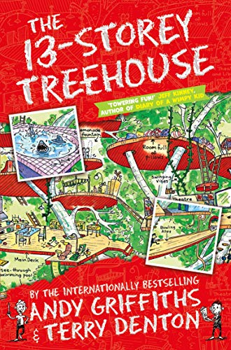 9781447279785: The 13-Storey Treehouse (The Treehouse Books)