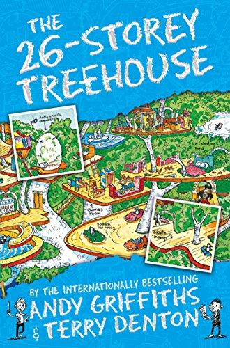9781447279808: The 26 Storey Treehouse (Treehouse series)