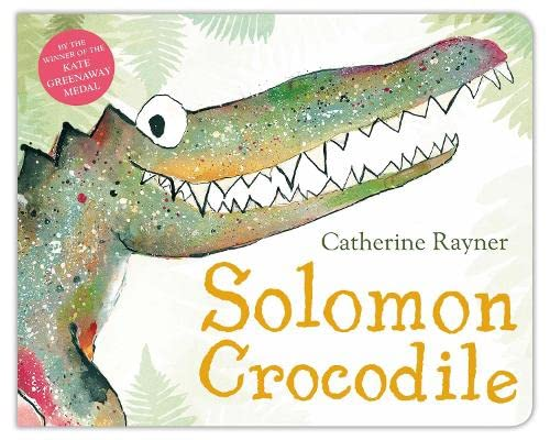 9781447281399: Solomon Crocodile