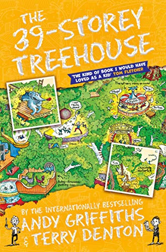 9781447281580: The 39-Storey Treehouse (The Treehouse Books) (The Treehouse Series)