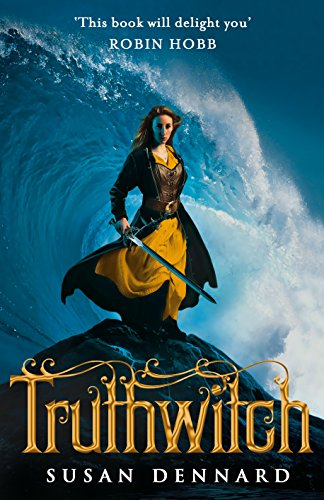 9781447282044: Truthwitch (The Witchlands Series)