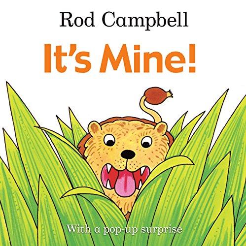 9781447282419: It's Mine! (Pop Up Book)