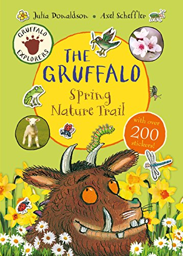 9781447282518: Gruffalo Explorers: The Gruffalo Spring Nature Trail