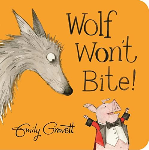 9781447282556: Wolf Won't Bite!