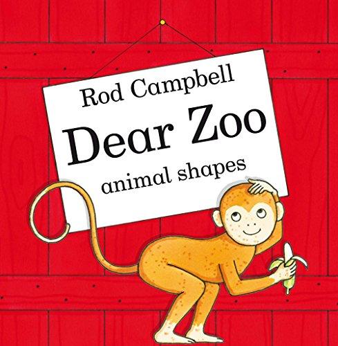 9781447282785: Dear Zoo Animal Shapes