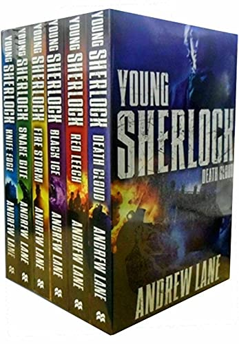 9781447283447: Young Sherlock Holmes 6 Books Collection Set Andrew Lane