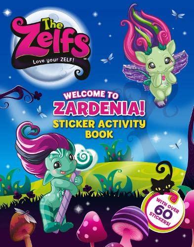 9781447283928: The Zelfs Sticker Book