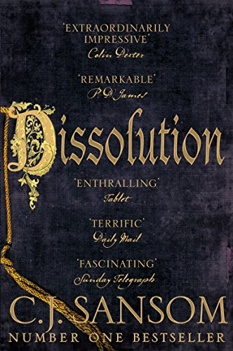 9781447285830: Dissolution (The Shardlake series)