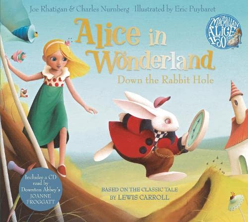 9781447286233: Alice in Wonderland: Down the Rabbit Hole