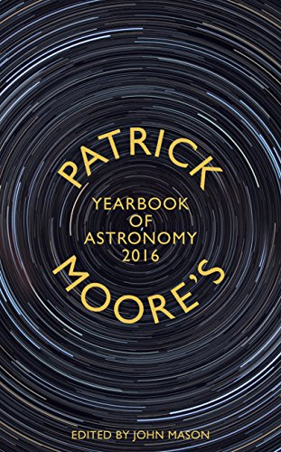9781447287087: Patrick Moore's Yearbook of Astronomy 2016