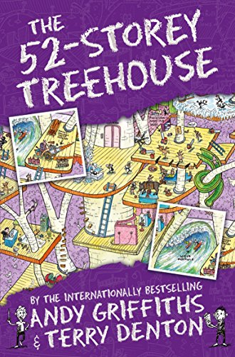 9781447287575: The 52-storey treehouse: The Treehouse Books 05