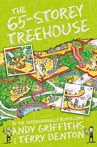 9781447287599: The 65-Storey Treehouse: The Treehouse Books 05 (The Treehouse Series)