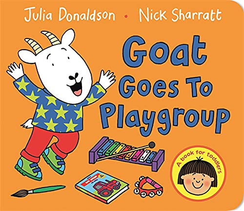 9781447287919: Goat Goes to Playgroup
