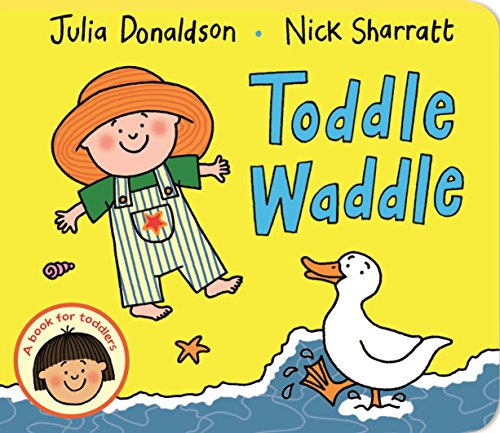 9781447287926: Toddle Waddle