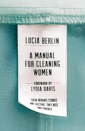 9781447290438: A Manual for Cleaning Women: Selected Stories