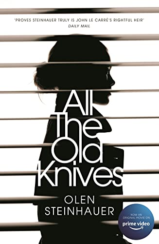 9781447295761: All the Old Knives