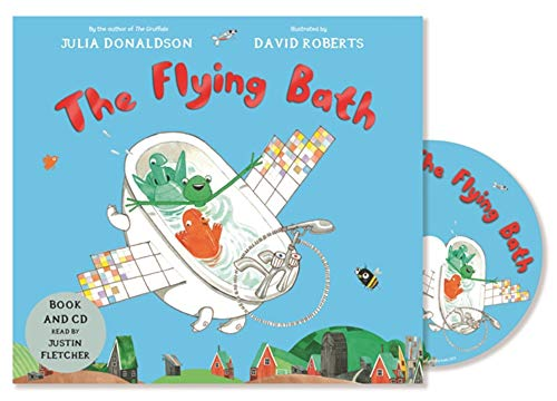 9781447298786: The Flying Bath: Book and CD Pack
