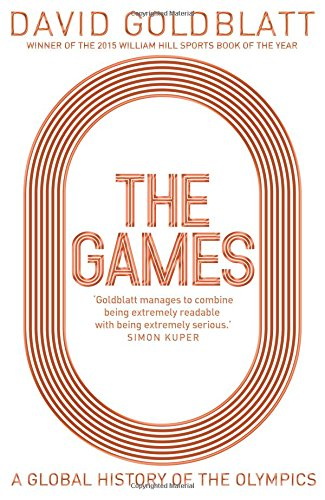 9781447298861: The Games: A Global History of the Olympics